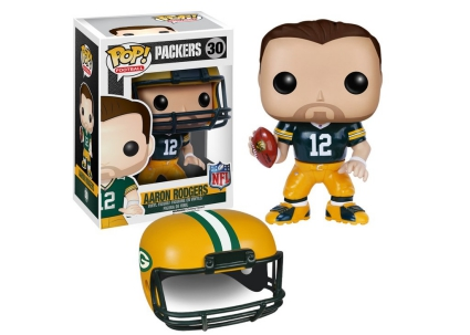 Ultimate Funko Pop NFL Football Figures Checklist and Gallery - 2020 Legends Figures 35
