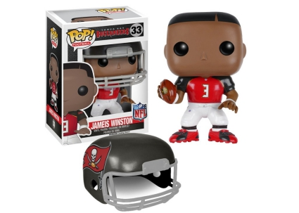 Ultimate Funko Pop NFL Figures Checklist and Gallery 37
