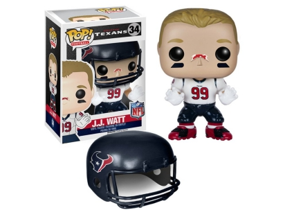 Ultimate Funko Pop NFL Figures Checklist and Gallery 38
