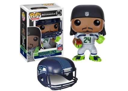 Ultimate Funko Pop NFL Figures Checklist and Gallery 40