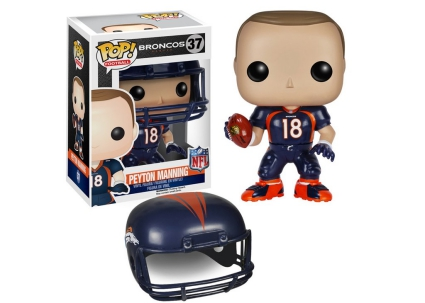 Ultimate Funko Pop NFL Figures Checklist and Gallery 41