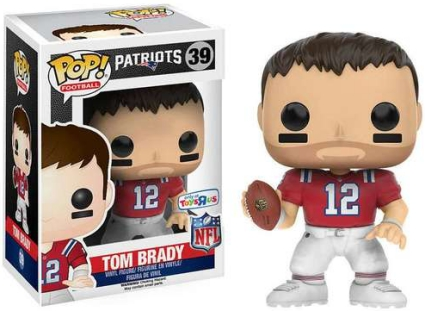 Ultimate Funko Pop NFL Football Figures Checklist and Gallery - 2020 Legends Figures 45