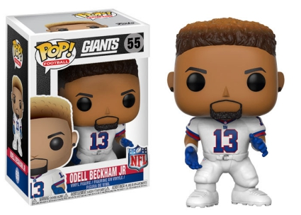 Ultimate Funko Pop NFL Football Figures Checklist and Gallery - 2020 Legends Figures 69