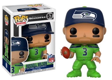 Ultimate Funko Pop NFL Football Figures Checklist and Gallery - 2020 Legends Figures 74