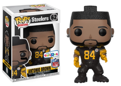 Ultimate Funko Pop NFL Football Figures Checklist and Gallery - 2020 Legends Figures 87