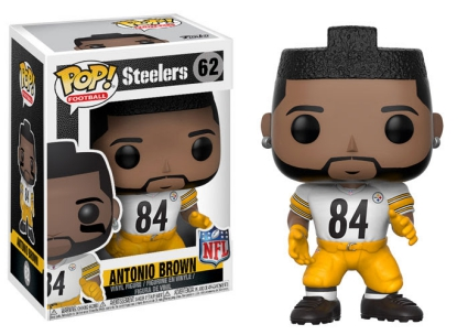 Ultimate Funko Pop NFL Figures Checklist and Gallery 82
