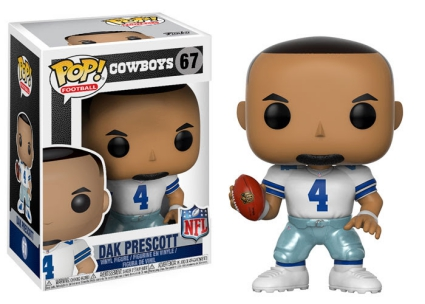 Ultimate Funko Pop NFL Figures Checklist and Gallery 86