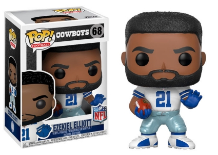 2017 Funko Pop NFL Wave 4 Vinyl Figures 32