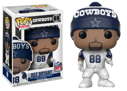 2017 Funko Pop NFL Wave 4 Vinyl Figures 34