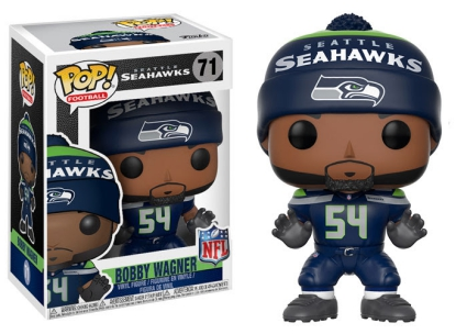 2017 Funko Pop NFL Wave 4 Vinyl Figures 36