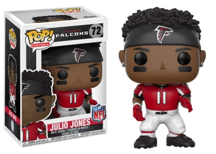 Ultimate Funko Pop NFL Figures Checklist and Gallery 93