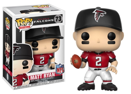 Ultimate Funko Pop NFL Figures Checklist and Gallery 95