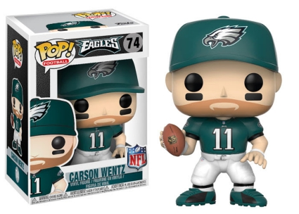 Ultimate Funko Pop NFL Football Figures Checklist and Gallery - 2020 Legends Figures 102