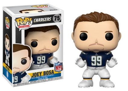 Ultimate Funko Pop NFL Football Figures Checklist and Gallery - 2020 Legends Figures 104