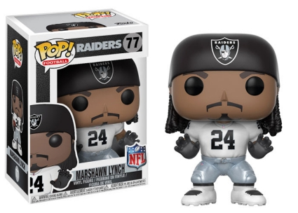 Ultimate Funko Pop NFL Football Figures Checklist and Gallery - 2020 Legends Figures 106
