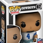 2017 Funko Pop NFL Wave 4 Vinyl Figures