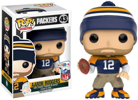 Ultimate Funko Pop NFL Football Figures Checklist and Gallery - 2020 Legends Figures 50