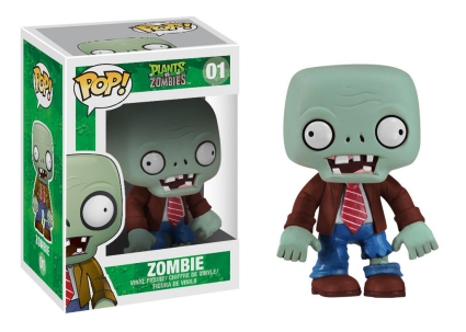 Funko Pop Plants vs Zombies Vinyl Figures 21