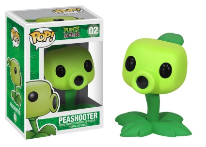 Funko Pop Plants vs Zombies Vinyl Figures 22