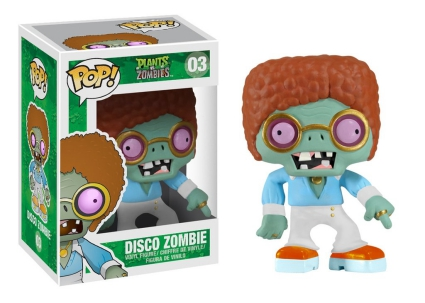 Funko Pop Plants vs Zombies Vinyl Figures 23