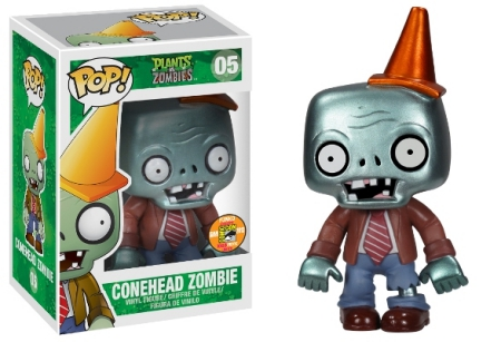 Funko Pop Plants vs Zombies Vinyl Figures 30
