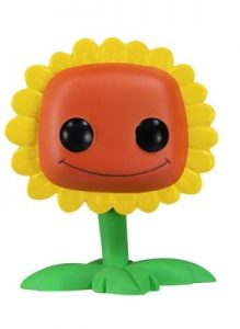 Funko Pop Plants vs Zombies Vinyl Figures 2