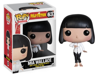 Funko Pop Pulp Fiction Vinyl Figures 25