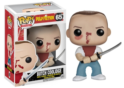 Funko Pop Pulp Fiction Vinyl Figures 27