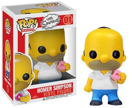 Funko Pop Simpsons Vinyl Figures 3
