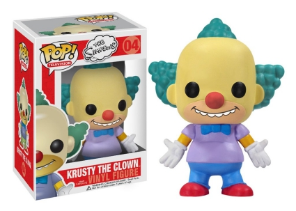 Funko Pop Simpsons Vinyl Figures 6