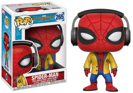 Funko Pop Spider-Man Homecoming Vinyl Figures 14