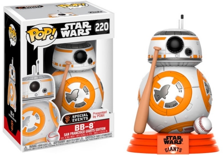 Ultimate Funko Pop Star Wars Figures Checklist and Gallery 268