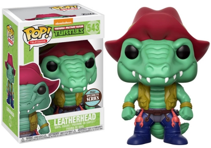 Ultimate Funko Pop Teenage Mutant Ninja Turtles Figures Checklist and Gallery 23