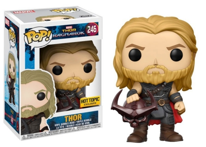 Ultimate Funko Pop Thor Ragnarok Figures Gallery & Checklist 9