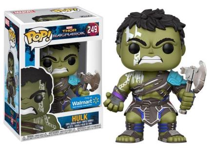 Ultimate Funko Pop Hulk Figures Checklist and Gallery 33