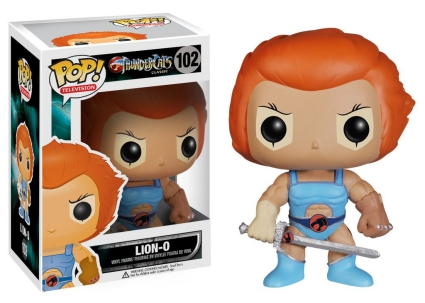 Funko Pop ThunderCats Vinyl Figures 21