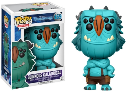 Ultimate Funko Pop Trollhunters Figures Gallery and Checklist 6
