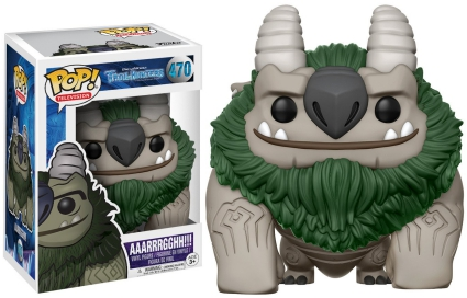 Ultimate Funko Pop Trollhunters Figures Gallery and Checklist 7