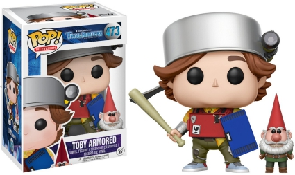 Ultimate Funko Pop Trollhunters Figures Gallery and Checklist 11