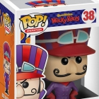 Ultimate Funko Pop Wacky Races Figures Checklist and Gallery
