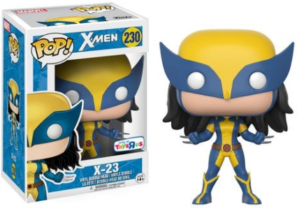 Ultimate Funko Pop X-Men Vinyl Figures Checklist and Gallery 42