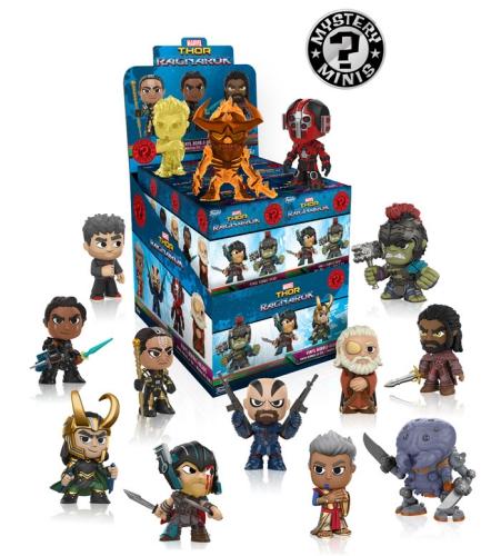 2017 Funko Thor Ragnarok Mystery Minis Series 1 1