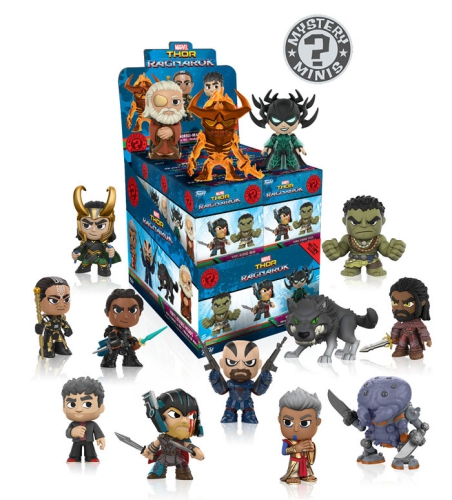 2017 Funko Thor Ragnarok Mystery Minis Series 1 3