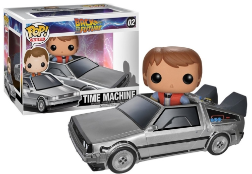 Funko Pop Back to the Future Vinyl Figures 30