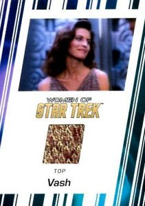 2017 Rittenhouse Women of Star Trek 50th Anniversary Trading Cards 28