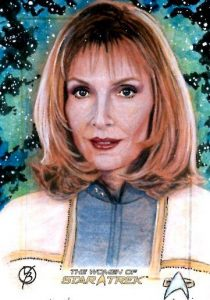 2017 Rittenhouse Women of Star Trek 50th Anniversary Trading Cards 27