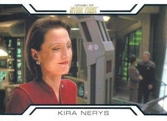2017 Rittenhouse Women of Star Trek 50th Anniversary Trading Cards 30