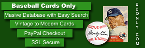 Baseball Cards Only 300×100