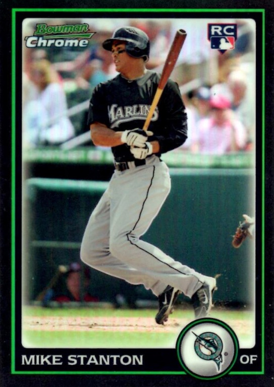 Giancarlo Stanton Rookie Card and Key Prospect Card Guide 3