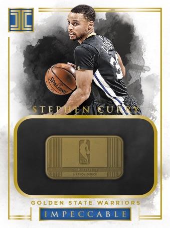 2016-17 Panini Impeccable Basketball Checklist, Boxes, Set ...